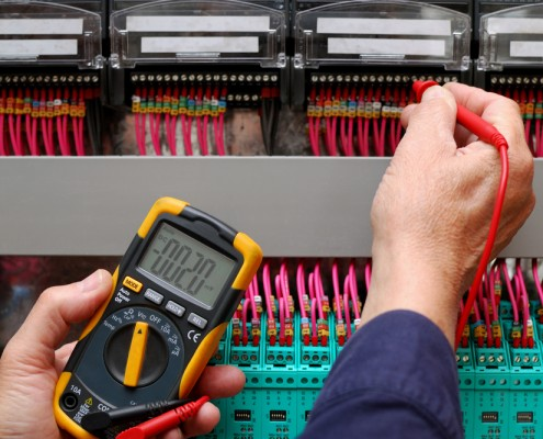 Electrical & Control